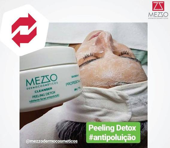 Mezzo Peeling Detox Cleanser Esfoliante Facial 200g