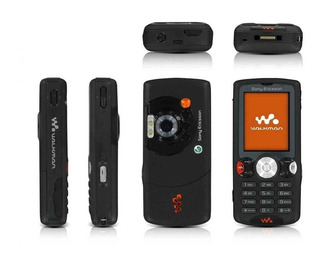 Celular Sony-ericsson W-810i W 810 I Usado Em Bom Estado