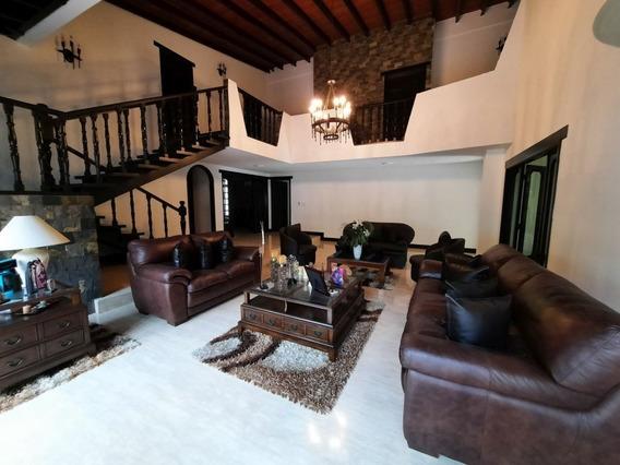 Casa En Venta Prados Del Este 5h- 7b- 4p