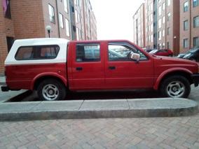 Chevrolet Luv Con Capacete Doble Cabina Lista Para Traspaso