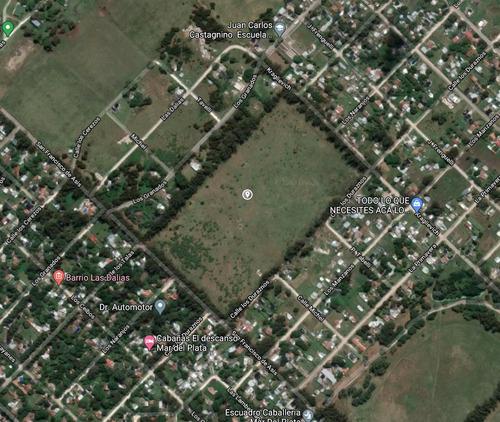 Imagen 1 de 12 de Campo En Venta - 10 Hectáreas Cerca De La Ruta 11