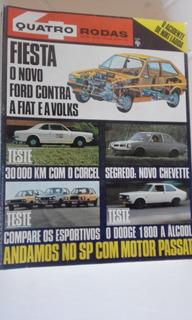 Revista Quatro Rodas Nº 193 - Agosto/1976 - Editora Abril