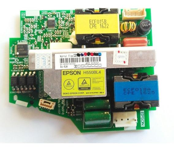 Fonte Ballast Original Projetor Epson S27 / X29 / X36 / U32+