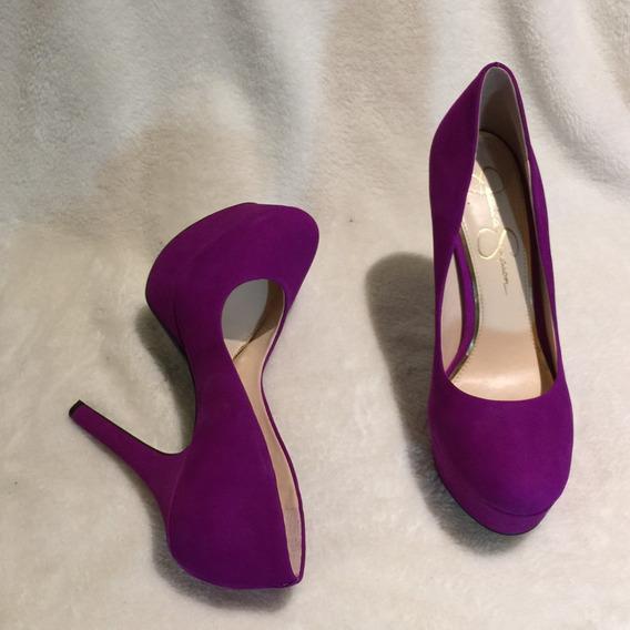 Zapatos Jessica Simpson Fucsia