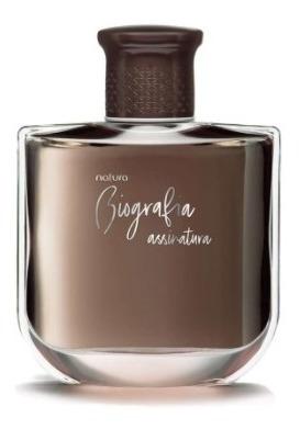 Perfume Natura Biografia Assinatura Masculino 100 Ml