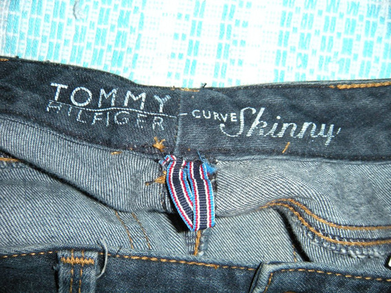 Calça Jeans Feminina Tommy Hilfiger Tam.06-original-n 36.