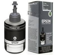 Refil Tinta 774 Preto Epson P/ M105/m205 140ml Original