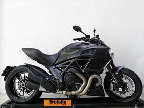 Ducati Diavel Dark Abs 2016 Preta