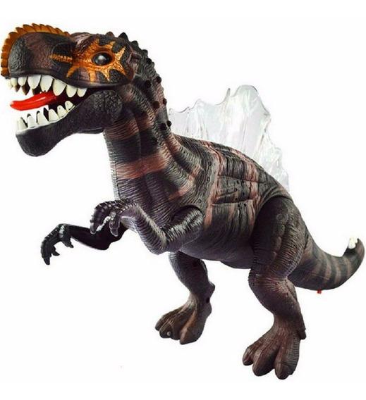 Dinossauro Brinquedo Eletrônico 40 Cm Promoção Frete Grátis