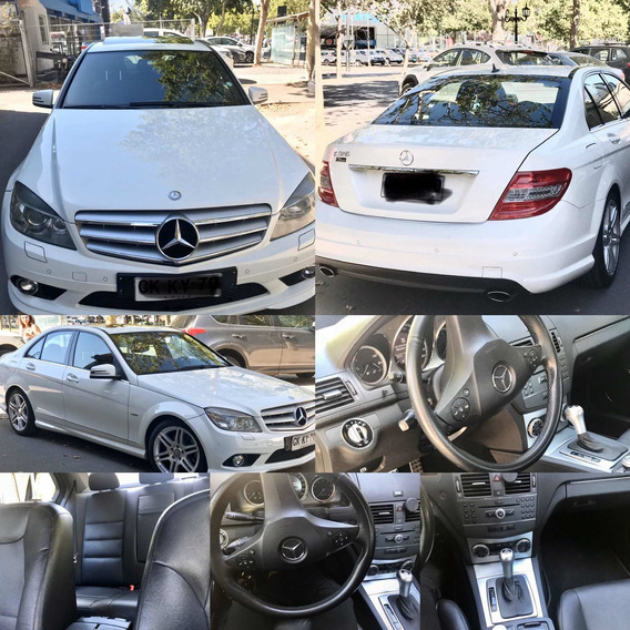Mercedes-benz C350 Advantage Full