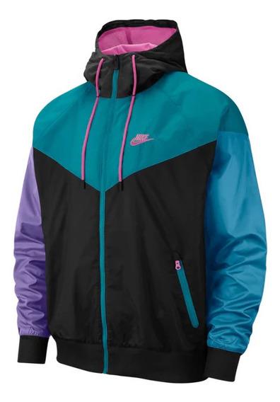 Jaqueta Corta Vento Nike Laçamento Masculina