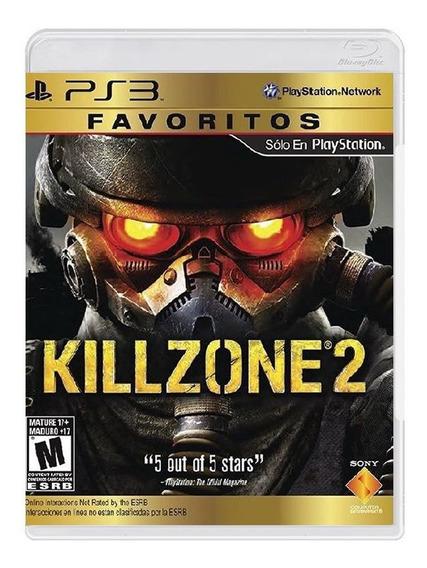 Killzone 2 - Ps3 [ Mídia Física, Lacrada E Original ]