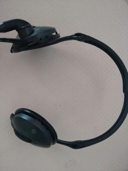 Microfone Fone De Ouvido Lx 2000 Microsoft Life Chat