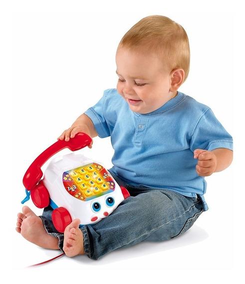 Fisher Price Telefono Parlanchin Toy Story Usar