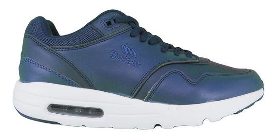 Zapatillas Unisex 36 Al 45 Azul Dufour 254833 Lujandro