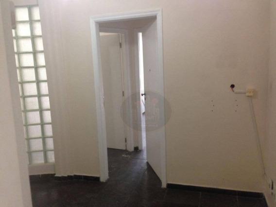 Conjunto Para Alugar, 70 M² Por R$ 2.200,00/mês - Campo Grande - Santos/sp - Cj0111