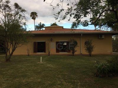 Casa Residencial Para Venda E Locação, Gramado, Campinas. - Ca4552