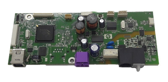 Placa Logica Hp 4500 Officejet - Cm753 - 60025