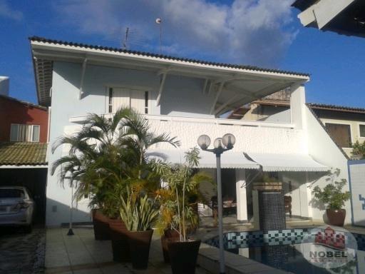 Casa Com 4 Dormitório(s) Localizado(a) No Bairro Estrada Do Coco Em Lauro De Freitas / Lauro De Freitas - 4039