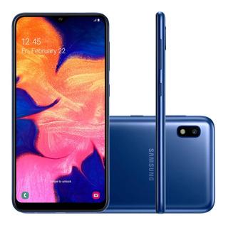 Celular Samsung Galaxy A10 2gb Ram 32gb Int 6.2 Pulg 13 Mpx.