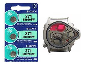 Kit 03 Pilhas Bateria Aqualand C022 C023 - Frete 8 Reais