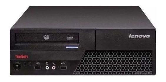 Cpu Desktop Lenovo C2d E8400 8gb Ddr3 (s/hd) Dvd Wifi