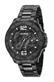 Relógio Mondaine Masculino Metal Pulseira Aço35972