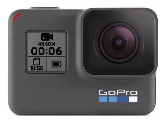 Camera Gopro 6 Usada Novissima