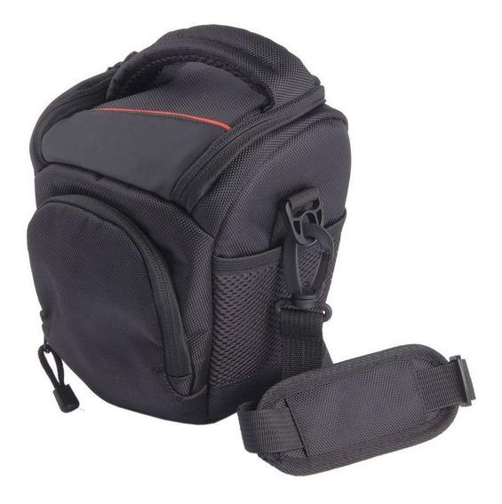 Bolsa Case Câmera Canon Nikon T5i 60d 70d D7200 Profissional