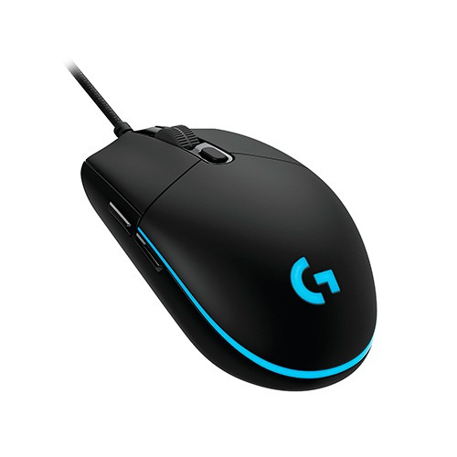 Mouse Pro Gaming Fps Logitech