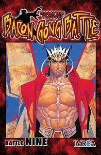 Baron Gong Battle 09 (ultimo) - Koushun Takami