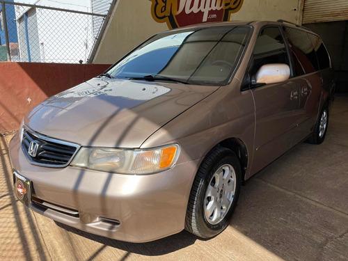 Imagen 1 de 14 de Honda Odyssey 2003 3.5 Minivan At
