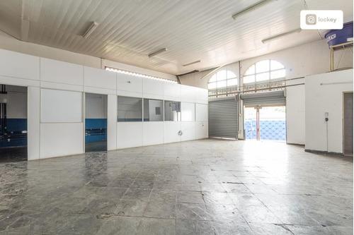 Imagem 1 de 15 de Aluguel De Galpão Com 162m² - 28345