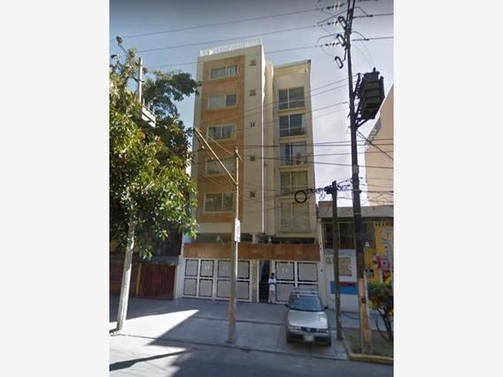 Venta Remate Bancario Departamento En Vertiz Narvarte Mx20-iy7665