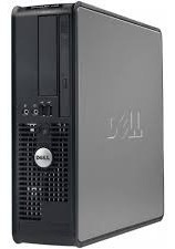 Computador Dell Optiplex 4gb Com Monitor 19
