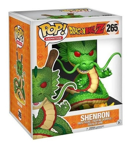 Shenron Dragon Ball Z Funko Pop 265 Special Edition