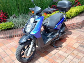 Yamaha Bws 2012 Azul
