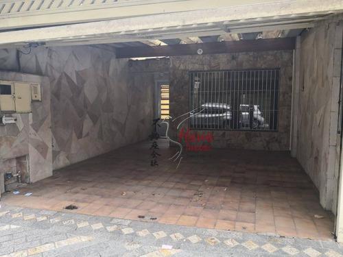 Sobrado Com 3 Dormitórios À Venda, 88 M² Por R$ 475.000,00 - Jardim Santo Elias - São Paulo/sp - So0804