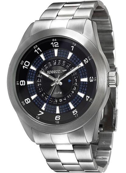 Relógio Masculino Speedo Analógico 64017g0evna1 Prata