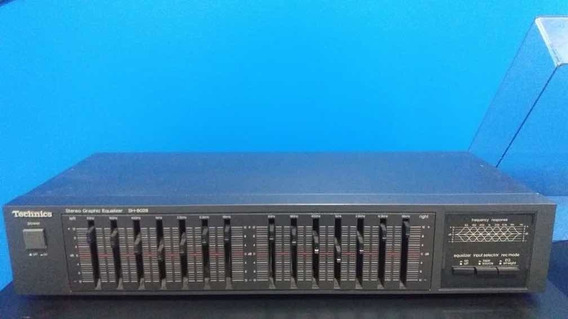 Equalizador Technics Sh 8028
