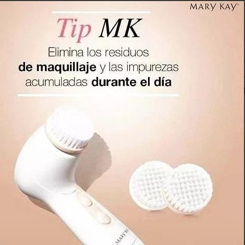 Cepillo Limpiador Facial Skinvigorate Mary Kay