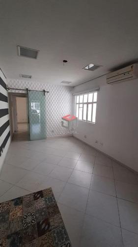Salão Para Locação, 2 Vagas, 48 M² - Centro De Santo André / Sp  - 98877