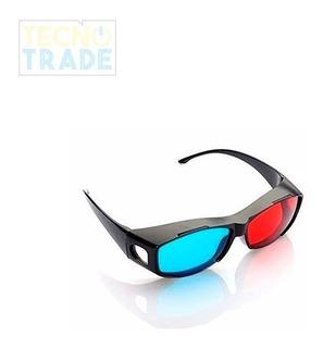 Gafas 3d Negras Incluye Iva Y Garantía