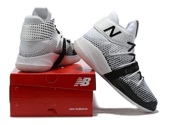 Kawhi Leonards New Balance Omn1s Way White Black