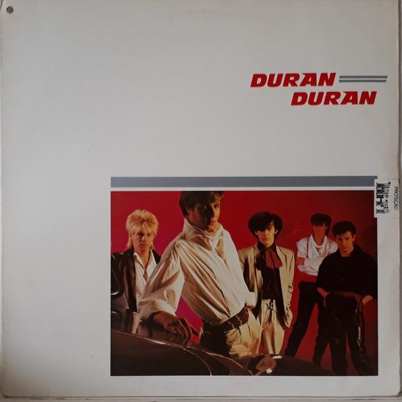 Lp - Duran Duran - 1981 - Com Encarte - Disco De Vinil - Ex