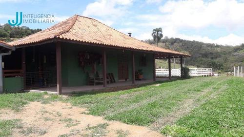 Imagem 1 de 30 de Chácara À Venda, 250000 M² Por R$ 1.199.000,00 - Botuquera - Guararema/sp - Ch0003