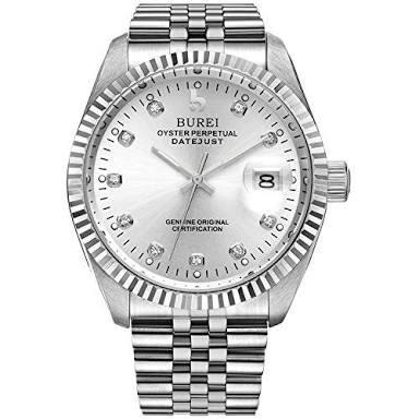 Relógio Burei Luxury Automatic B06xc319gk