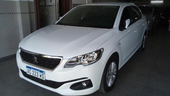 Peugeot 301 2018 Allure 1.6 Hdi