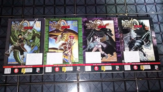 Mangá Monster Hunter Orage Completo 1-4