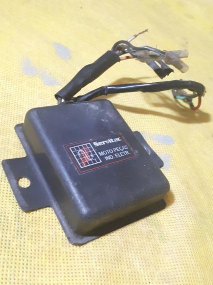 Cdi Original Yamaha Rd350 Viuva Negra Moto Antiga